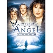El Toque De Un Angel Touched By Temporada 2 Dos Serie Tv Dvd