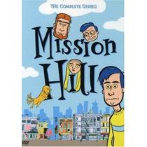 Mission Hill , La Serie De Tv Completa Animada En Dvd