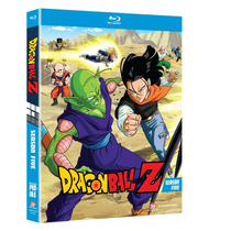 Dragon Ball Z Temporada 5 Cinco Importada Anime En Blu-ray