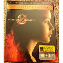 Los Juegos Del Hambre , Hunger Games , Set Blu-ray + Dvd +cd