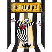 Beetlejuice , Super Fantasma Serie Completa Tv Animada Dvd