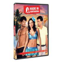 Made In Cartagena , La Serie Completa Parte 1 Y 2 De Tv Dvd