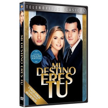 Mi Destino Eres Tu , Telenovela Mexicana Disco Tv Dvd