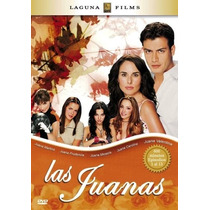 Las Juanas , Telenovela Mexicana Disco Tv Dvd