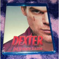 Dexter - Septima Temporada Bluray Importado Usa