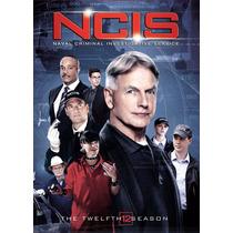 Ncis , Temporada 12 Doce Serie Tv Importada En Dvd
