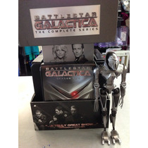 Battlestar Galactica Boxset Serie De Tv Completa Dvd + Cylon