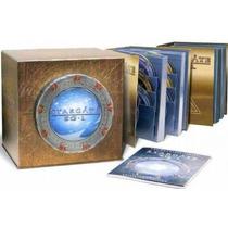 Stargate Sg-1 Boxset Con La Serie Completa 10 Temporadas Dvd