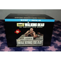 The Walking Dead Temporada 5 - Bluray Limited Edition Usa