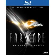 Farscape , Boxset Con Serie De Tv Completa Discos En Blu-ray