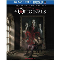 The Originals , Temporada 1 , Serie Tv Blu-ray + Dvd + Dc