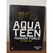 Aqua Teen Hunger Force Volume 2 Serie Tv Cartoon Network