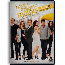 How I Met Your Mother , Temporada 9 Nueve , Final Serie Dvd