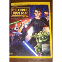 Serie Original Star Wars The Clone Wars Temporada 1 Disco 1