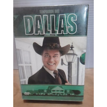 Dallas Temporada 2 Serie De Tv En Formato Dvd