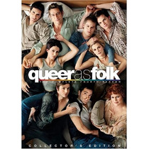 Queer As Folk Temporada 4 Cuatro , Serie Tv Importada Dvd