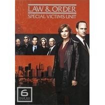 Serie Tv La Ley Y El Orden Temporada 6