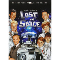 Lost In Space Temporada 1 Uno Importada Serie Tv Discos Dvd