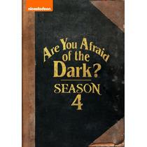 Are You Afraid Of The Dark Temporada 4 Cuatro Serie Tv Dvd