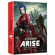 Ghost In The Shell Arise Borders 1 & 2 Series Blu-ray