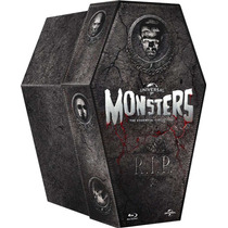 Universal Classic Monsters Coleccion Completa Blu-ray