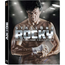 Rocky Heavyweight Collection Peliculas Boxset En Blu-ray