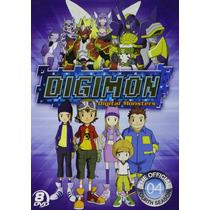 Digimon Frontier Temporada 4 La Serie Tv Importada En Dvd