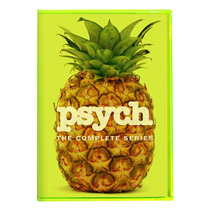 Psych La Serie Completa Serie De Tv En Dvd