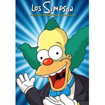 Los Simpson Temporada 11 En Dvd (nuevo)