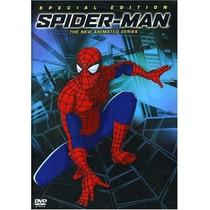 Spider-man La Nueva Serie Animada , Tv Importada Dvd