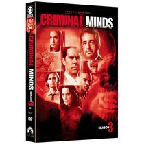 Criminal Minds Mentes Criminales Temporada 3 Importada Dvd