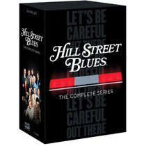 Hill Street Blues , The Complete Series Tv En Dvd