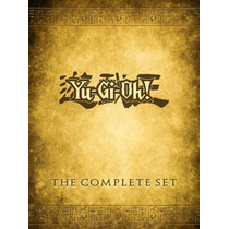 Yu-gi-oh Classic , Coleccion Completa , Serie Tv Dvd