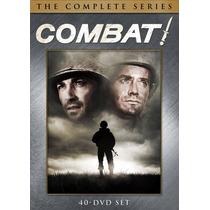 Combat! La Serie Completa , Serie Tv Importada Dvd