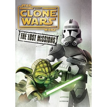 Star Wars The Clone Wars The Lost Missions Serie Tv Dvd