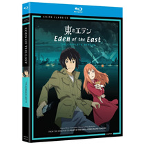 Eden Of The East Coleccion Completa Serie Tv Discos Blu-ray