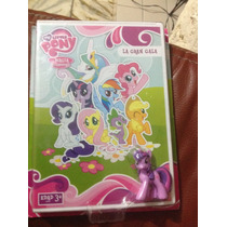 Dvd My Little Pony La Gran Gala Con Figura Incluida Hasbro
