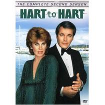 Hart To Hart Temporada 2 Dos Completa , Importada Dvd