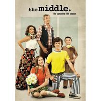 The Middle Temporada 5 Cinco Completa , Serie Importada Dvd
