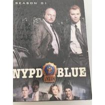 Dvd 6-disc: Nypd Blue Temporada 1 - Season 1