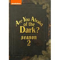Le Tienes Miedo La Oscuridad? Temporada 2 Dos Importada Dvd