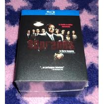 Los Sopranos : La Serie Completa - Blu-ray Box-set 28 Discos