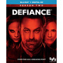 Defiance Temporada 2 Dos Importada Blu - Ray + Dvd + Dg Hd
