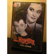 The Munsters La Familia Monster Temporada Cuatro