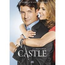 Castle Temporada 5 Cinco , La Serie Tv Importada Dvd