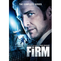 The Firm , Coleccion Completa , Serie Tv Discos Box Set Dvd