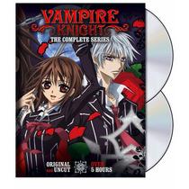 Vampire Knight , Coleccion Completa , Serie Tv Discos Dvd