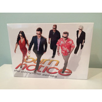 Burn Notice , Coleccion Completa , Serie Tv Boxset En Dvd