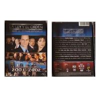 La Ley Y El Orden Uve Temporada 3 , Tres Serie Tv En Dvd