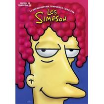 Los Simpson Temporada 17 Diecisiete , Serie En Dvd